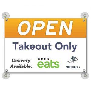 Open_delivery_takeout_uber_eats_postmates_sign_orange