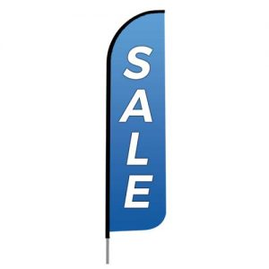 Sale_blue_flag