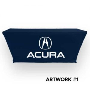 Acura_stretch_table_cover_logo_print_navy_1