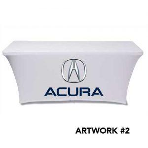 Acura_stretch_table_cover_logo_print_white_2