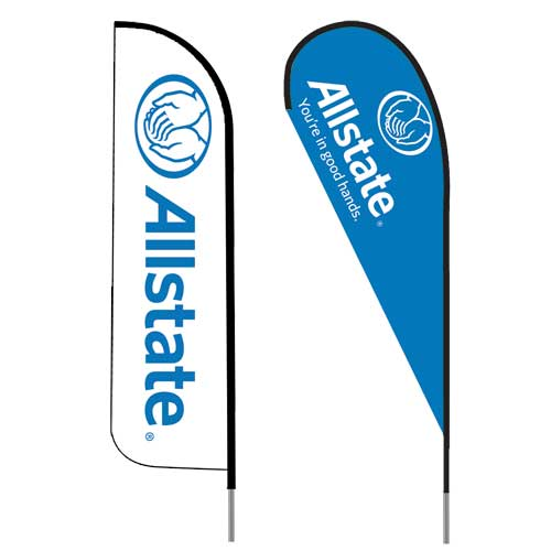 Allstate_insurance_agent_logo_flag_outdoor
