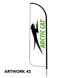 Arctic_cat_offroad_motorsports_atv_bikes_logo_feather_outdoor_flag_print_banner_2