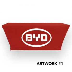 BYD_Motors_stretch_table_cover_logo_print_red_1