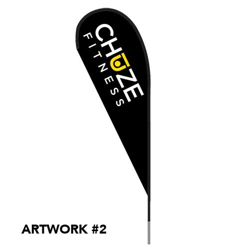 Chuze_fitness_logo_feather_teardrop_flag_outdoor_2
