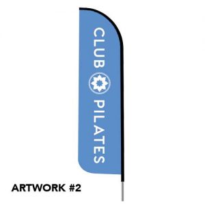 Club_pilates_club_fitness_logo_feather_flag_outdoor_2