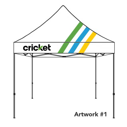 Cricket_wireless_logo_tent_canopy_white