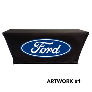 Ford_stretch_table_cover_logo_print_black_1
