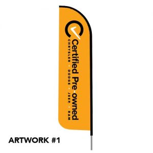 GM_Chrysler_Dodge_jeep_ram_certified_preowned_used_approved_cpo_feather_flag_banner_orange