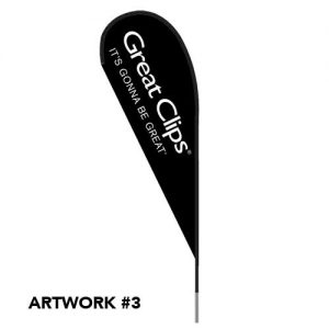 Great_clips_logo_feather_Teardrop_flag_outdoor_3