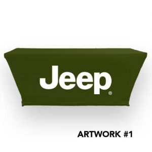JEEP_stretch_table_cover_logo_print_olive_green_1