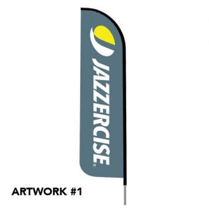 Jazzercise_fitness_logo_feather_flag_outdoor_1