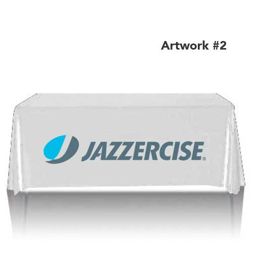 Jazzercise_fitness_logo_table_throw_cover_print_banner_white_2