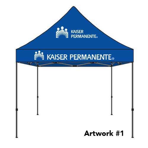 Kaiser_permanente_blue_logo_tent_canopy_1