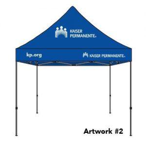 Kaiser_permanente_blue_logo_tent_canopy_2