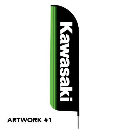 Kawasaki_cycles_motors_atv_bikes_logo_feather_outdoor_flag_print_banner_1