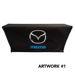 Mazda_stretch_table_cover_logo_print_black_1
