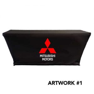 Mitsubishi_motors_stretch_table_cover_logo_print_black_1
