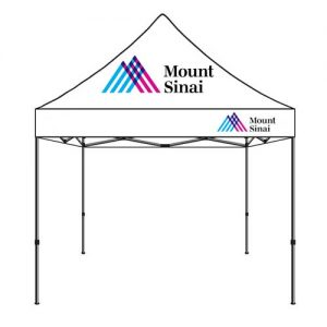 Mount_Sinai_logo_canopy_tent