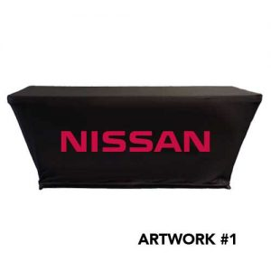 Nissan_motors_stretch_table_cover_logo_print_black_1