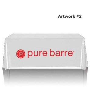 Pure_barre_logo_table_throw_cover_print_banner_white_2
