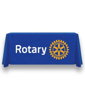 Rotary_club_table_throw_cover