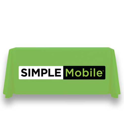 Simple_mobile_table_throw_cover_green
