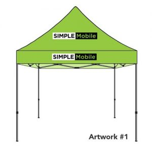 Simple_mobile_wireless_logo_tent_canopy_green