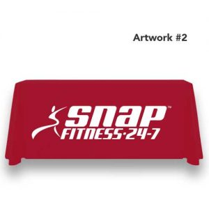 Snap_fitness_logo_table_throw_cover_print_banner_Red_2