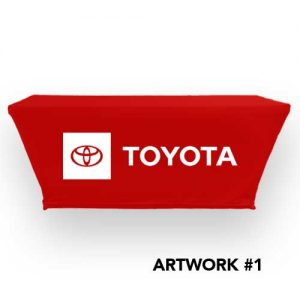 Toyota_stretch_table_cover_logo_print_red_1