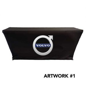 Volvo_motors_stretch_table_cover_logo_print_black_1