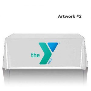 YMCA_blue_logo_table_throw_cover_2