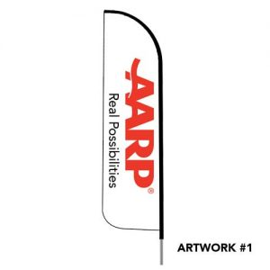 AARP-insurance-agent-logo-feather-flag-1