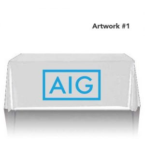 AIG_insurance_table_throw_cover_print_banner_white_1