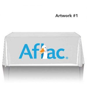 Aflac__insurance_table_throw_cover_print_banner_white_1