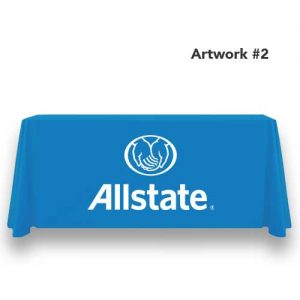 AllState_insurance_table_throw_cover_print_banner_blue_2