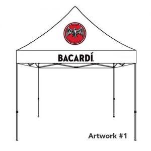 Bacardi_rum_custom_logo_tent_canopy