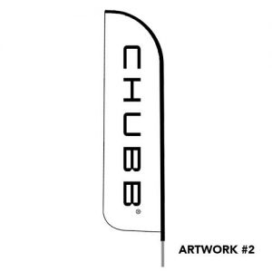 Chubb-insurance-agent-logo-feather-flag-wht