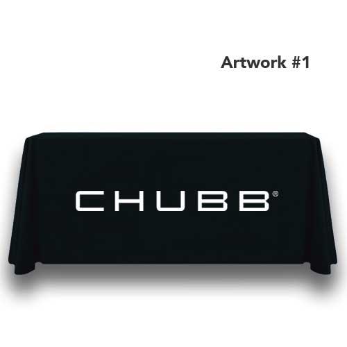 Chubb_insurance_table_throw_cover_print_banner_black_1