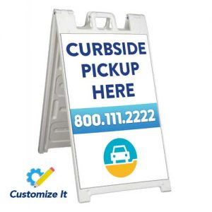 Curbside_pickup_service_here_sidewalk_aframe_sign