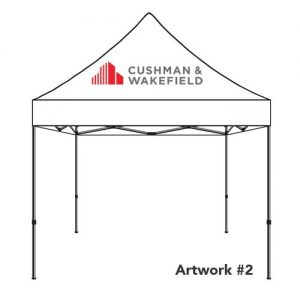 Cushman_Wakefield_C&W_real_estate_agent_logo_tent_canopy_2