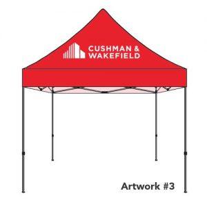 Cushman_Wakefield_C&W_real_estate_agent_logo_tent_canopy_3