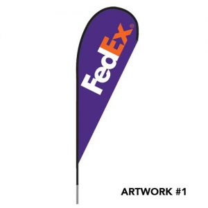 Fedex_logo_feather_teardrop_flag_outdoor_purple