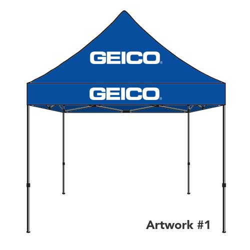 Geico_insurance_agent_logo_tent_canopy_blue_1