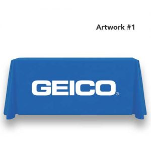 Geico_insurance_table_throw_cover_print_banner_blue_1