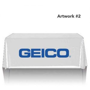 Geico_insurance_table_throw_cover_print_banner_white_2