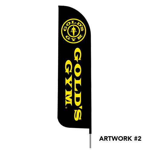 Golds-gym-logo-feather-flag-outdoor-2