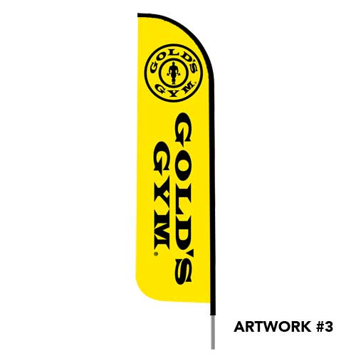 Golds-gym-logo-feather-flag-outdoor-3