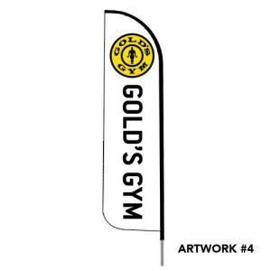 Golds-gym-logo-feather-flag-outdoor-4