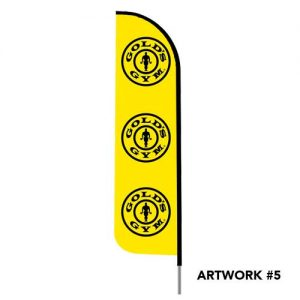 Golds-gym-logo-feather-flag-outdoor-5