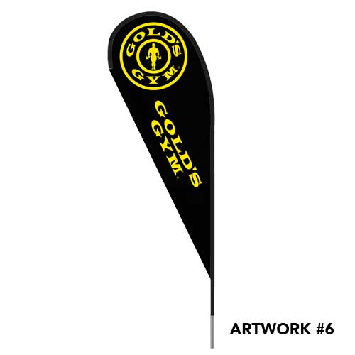 Golds-gym-logo-feather-flag-outdoor-6